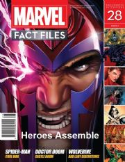 Marvel Fact Files #28 Eaglemoss Publications